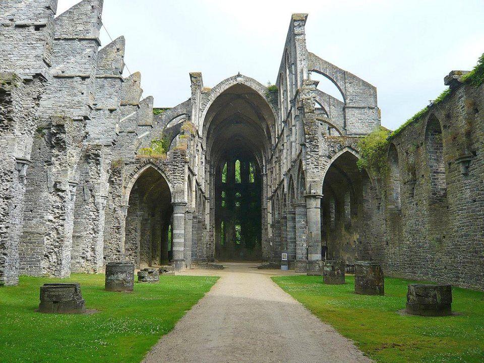 Abbaye Villers-La-Ville.