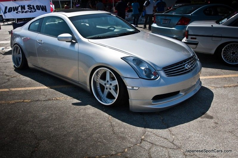Infinity G35 Image Custome 2005 Custom Infiniti With