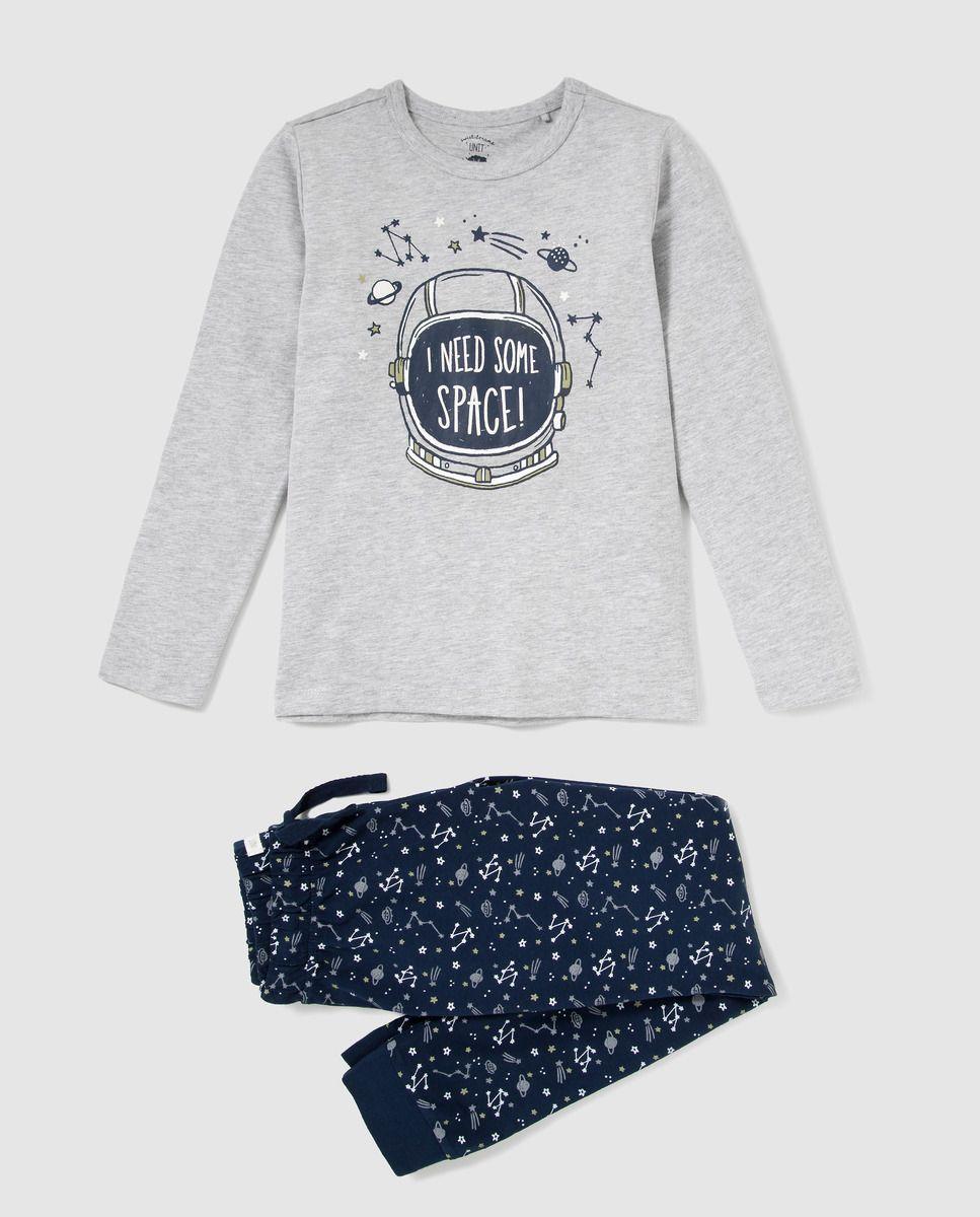 3503e1bcb10 Pijama de niño Unit Space · Moda y Accesorios · Hipercor