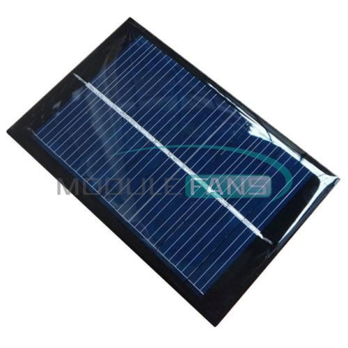 0 99 100ma 0 5v 6v 0 6w 1w Epoxy Solar Panel Module Cell Photovoltaic Battery Charger Ebay Home Garden
