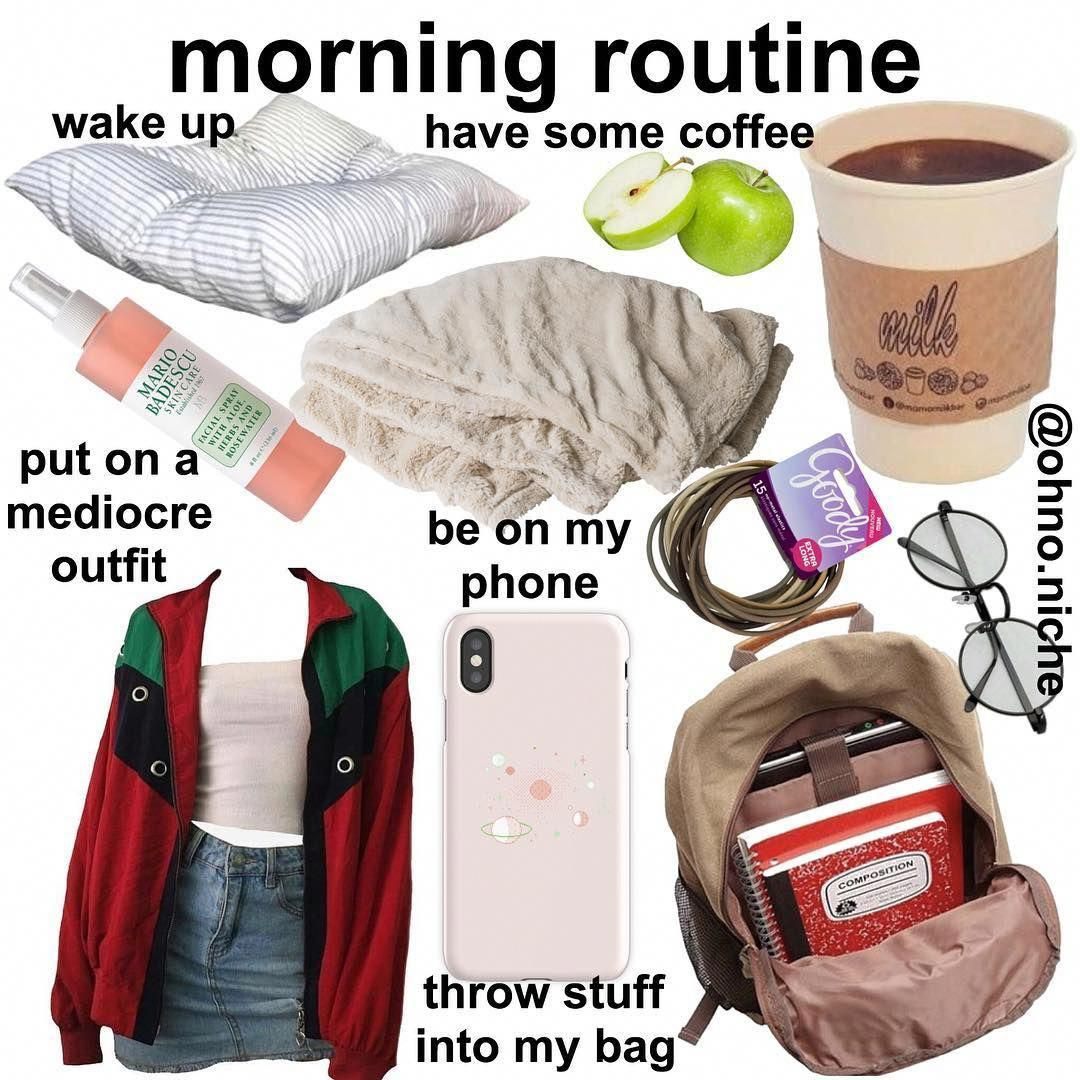 """aesthetic? maybe? on Instagram: """"this was pretty much my morning but there was a ton of procrastination and stress"""" #CuteGiftsAesthetic"""