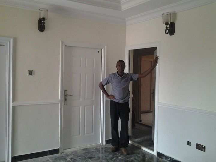 Preventing And Removing Household Mould On Ceiling Pop Ceiling Properties Nigeria Wood Doors Interior Ceiling Painting House Painting