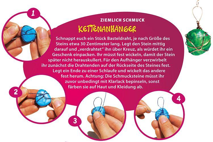 #geolino #basteln #DIY #steine #wachsmaler #wachsmalstifte #kinder #bunt