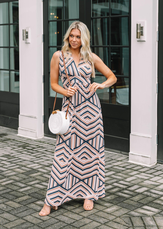 Veronica M Lowell Surplice Maxi Dress Maxi Dress Dresses Maxi [ 2358 x 1684 Pixel ]
