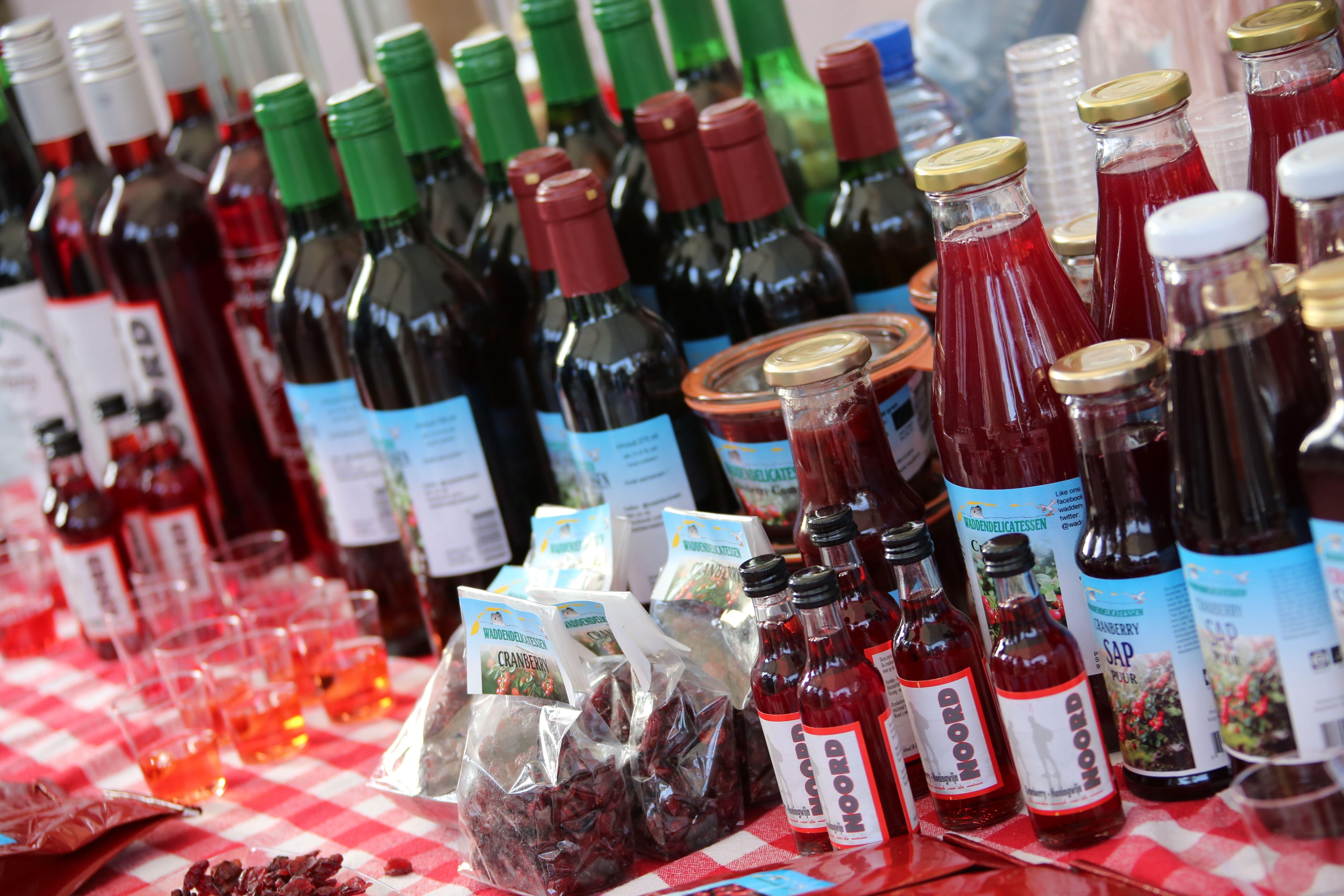 Vast voor in de agenda: zaterdag 24 oktober is er Cranberrymarkt op Vlieland. www.cranberryweekvlieland.nl