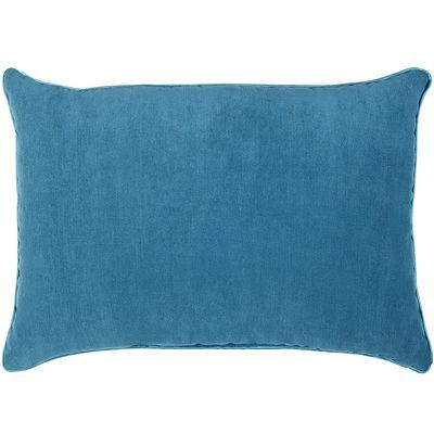 Lindon Lumbar Pillow Peacock Living Room Decor Inspiration Loft Decor Pillows