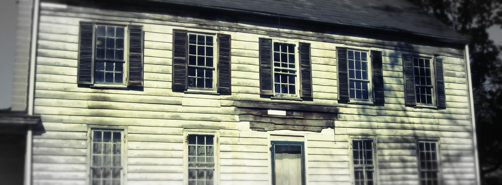 A historic house in New Jersey. RP by DCH Paramus Honda Team Leader Mike Lee http://mike-lee.dchparamushonda.com