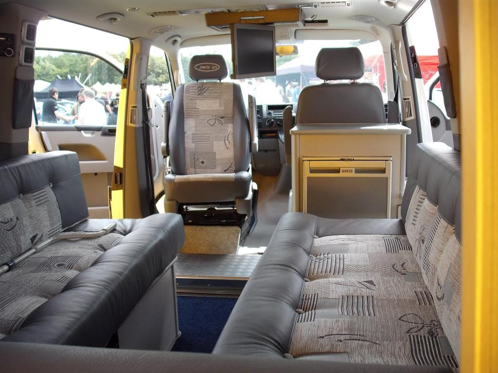U shaped seating vw t4 forum vw t5 forum ideas for for Vw t4 interior designs