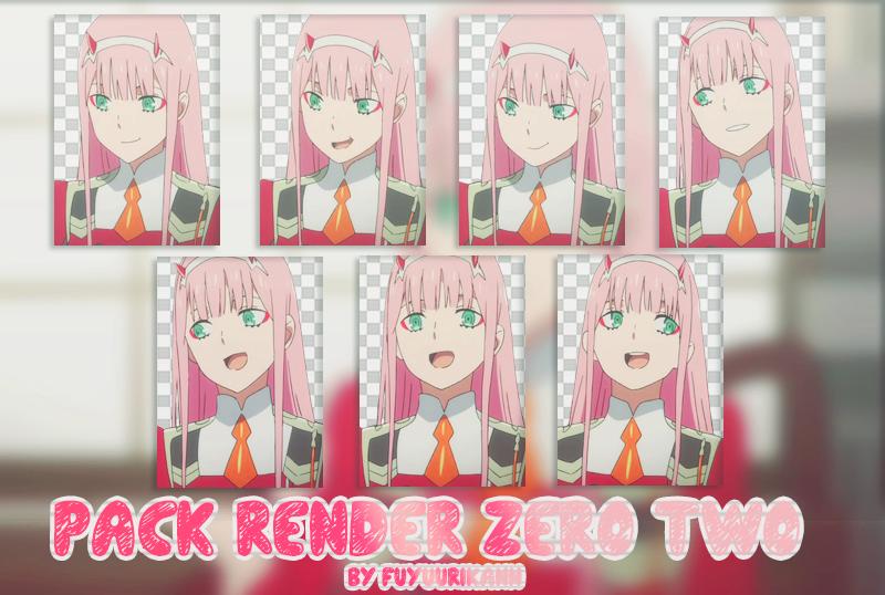 Render Pack Render Zero Two By Https Www Deviantart Com Fuyuurikann On Deviantart Zero Two Rendering Deviantart