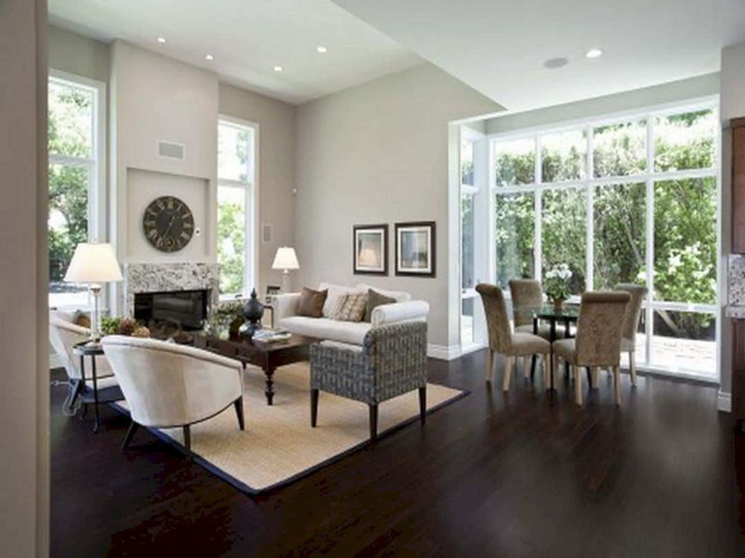 25 Gorgeous Living Room With Dark Wood Floors Ideas Freshouz