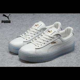 Men'sWomen's Fenty Puma by Rihanna Leather Creepers Shoes