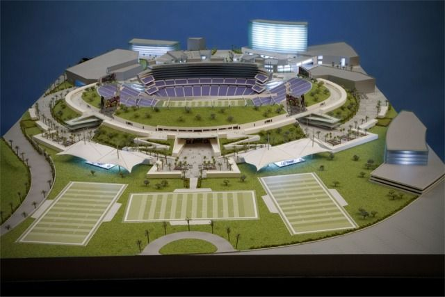Future Stadium Design Stadium Could Generate 41 Million In Tax Revenue Will Stadium Stadium Design Stadium Sports Stadium