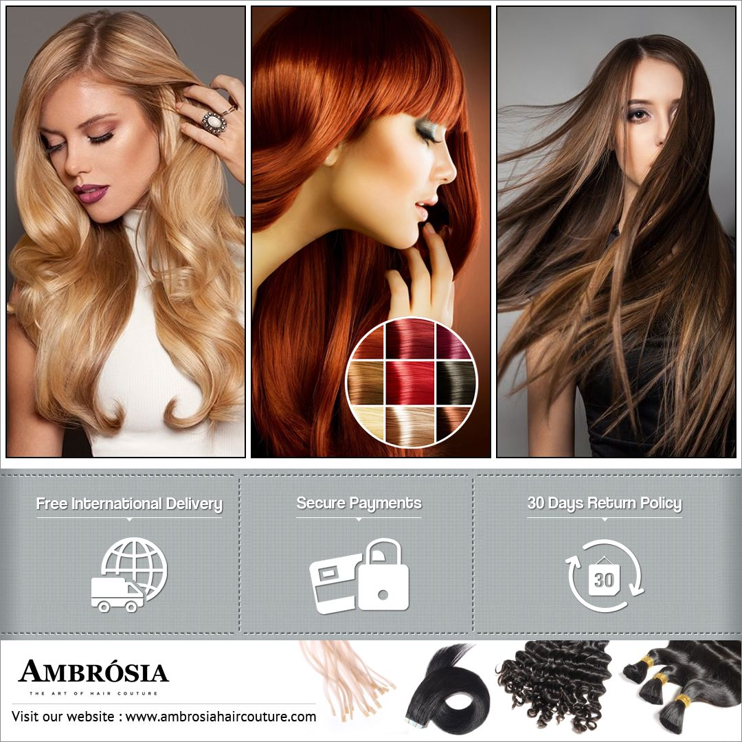 Ambrosia Hair Couture Caters An Extensive Range Of Online Products