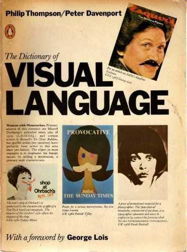 The Dictionary of Visual Language. Penguin, 1982.