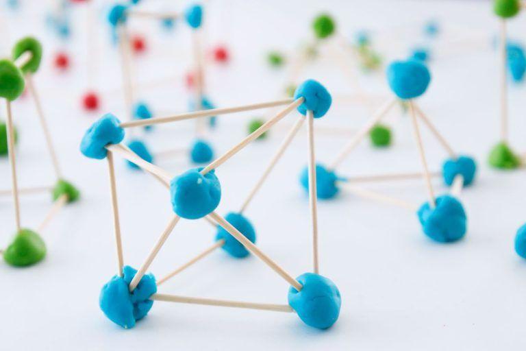 Construir Un Dodecaedro Con Palillos Figuras Geometricas Para Niños Figura Con Palos Geometría