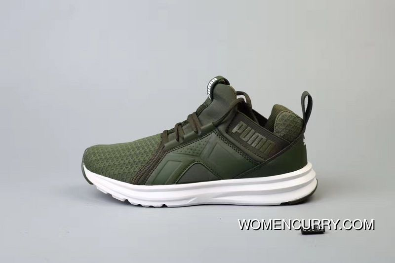 Buy PUMA Enzo Women Men Oliver White Running Shoes Authentic from Reliable  PUMA Enzo Women Men Oliver White Running Shoes Authentic suppliers. d767540fb