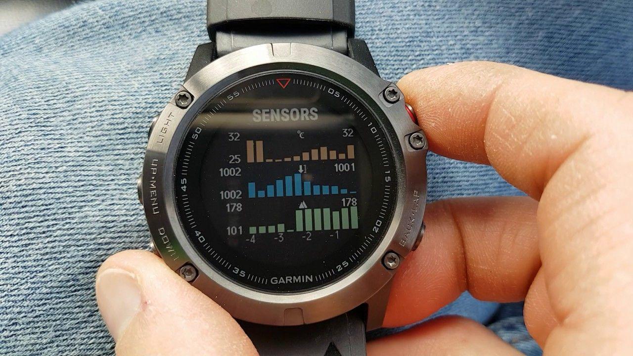 Garmin fenix 5 best info widgets   Wearables   Fitness