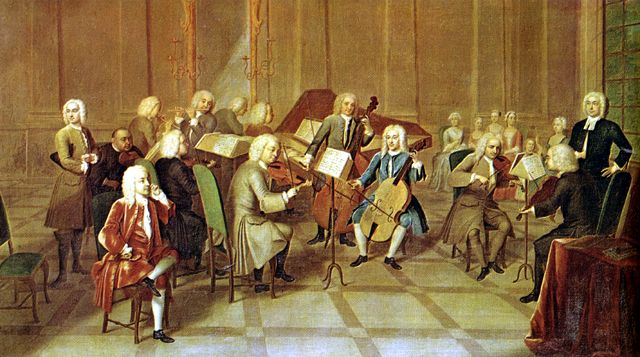 Baroque orchestra musick making pinterest orchestra for House music orchestra