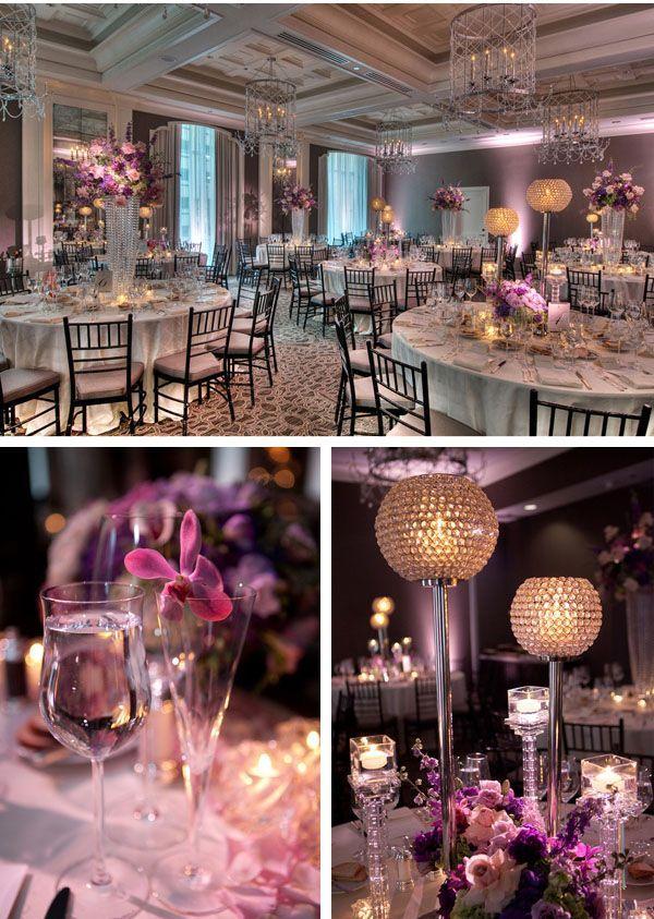 Salones para bodas muy lujosos para inspirarte decoracion de bodas salones pinterest boda - Salones lujosos ...
