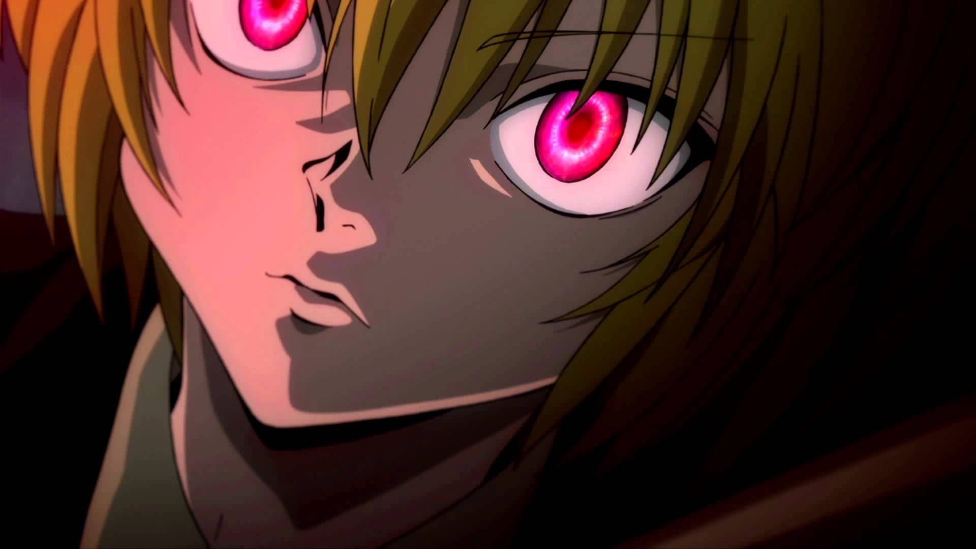 Hunter X Hunter Kurapika Red Eye Wallpaper Hunter X Hunter