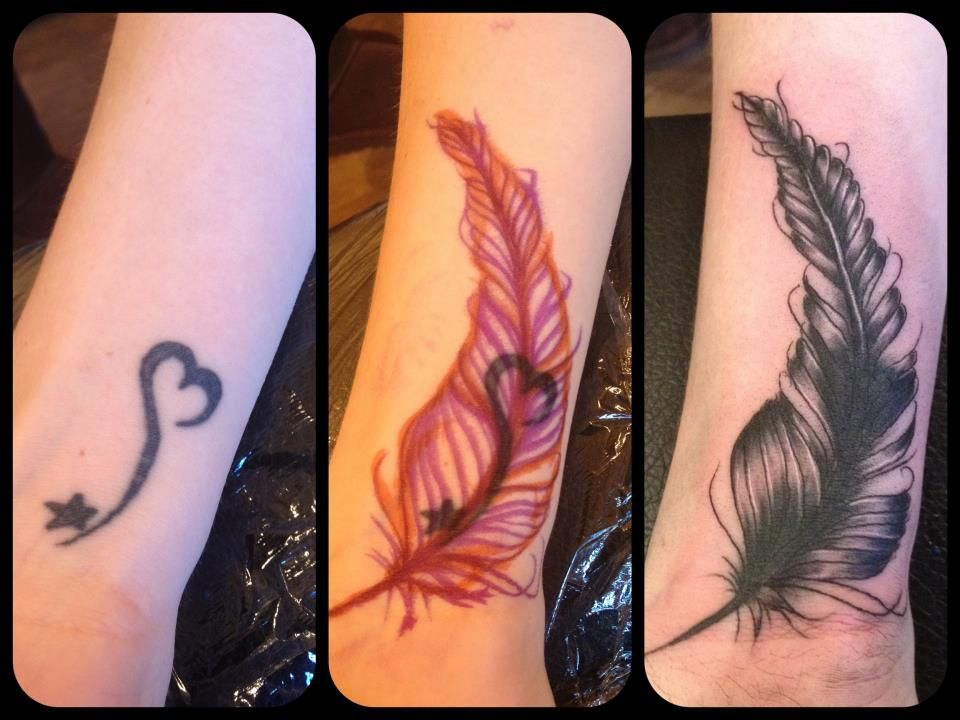 bd18e143a 21 Best Tattoo Ideas to Cover Up Old Tattoos | Tattoos and Piercings ...