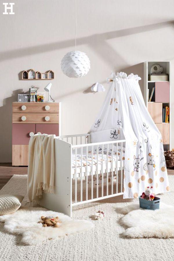 Unsere Babybetten sind kuschelig und laden zum Träumen ein