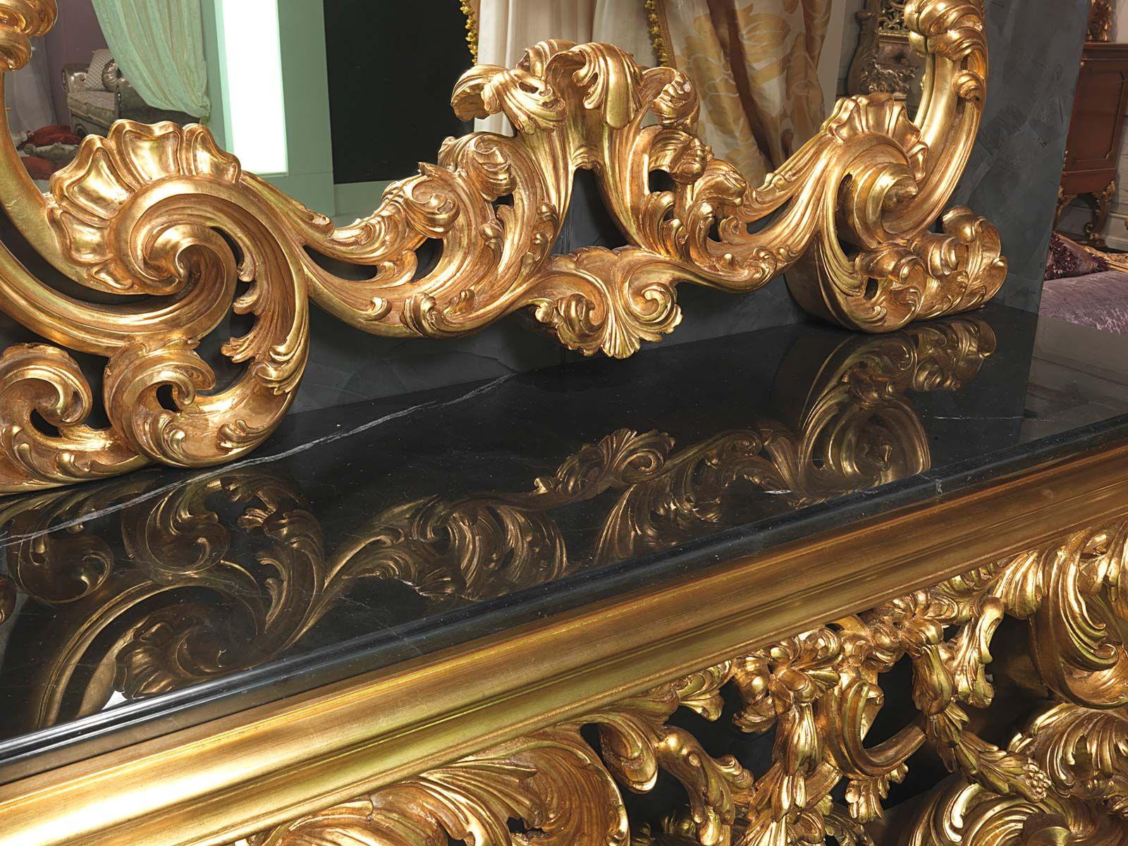 Vimercati mobili ~ Baroque italian th century console unique piece vimercati