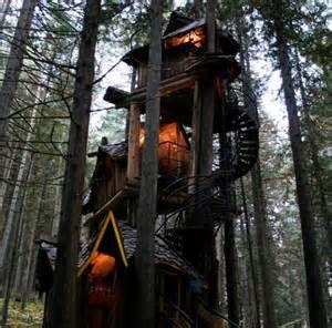 Cool Spotting: Tree Houses For Big Kids