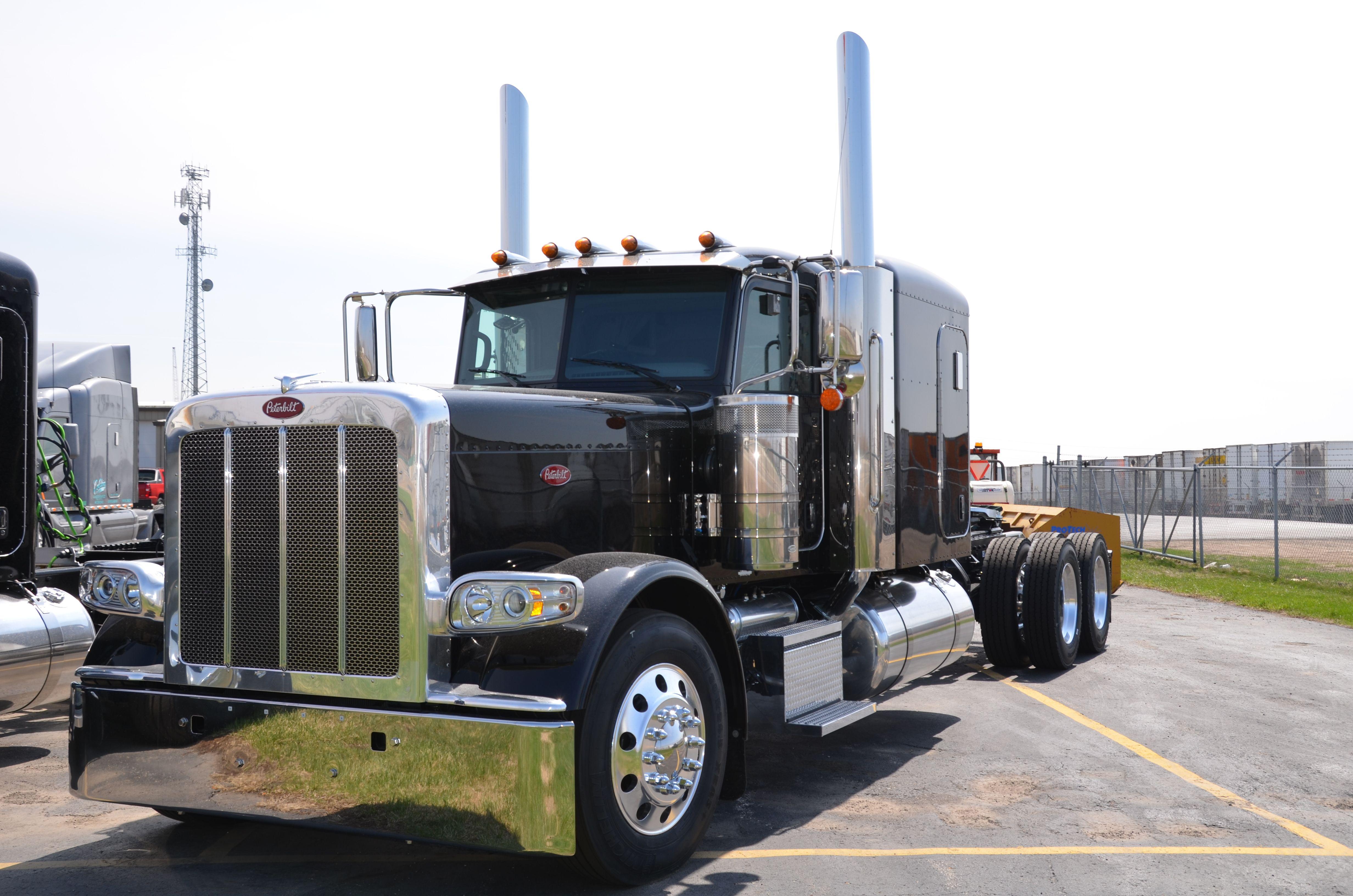 Peterbilt 389 Peterbilt Peterbilt 389 Peterbilt Trucks