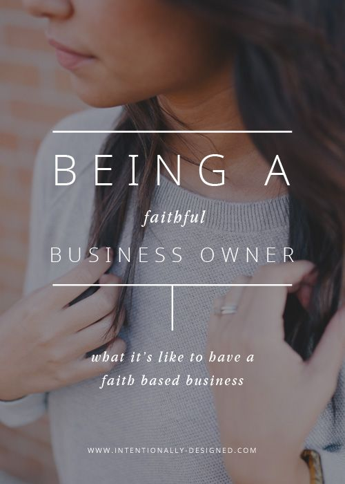 Being A Faithful Business Owner With Images Christian Business