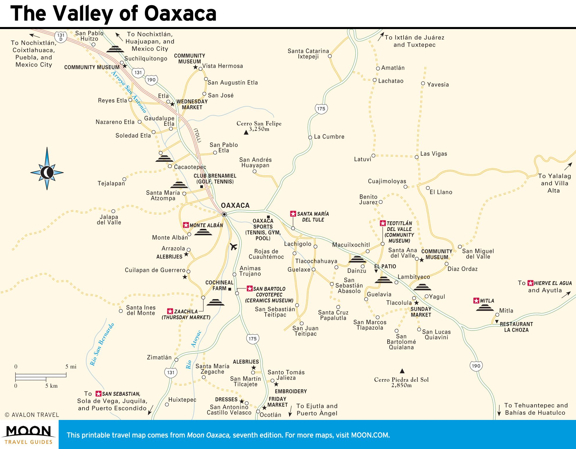 Image Result For Oaxaca Tourist Map Tourist Map Travel Dreams Tourist
