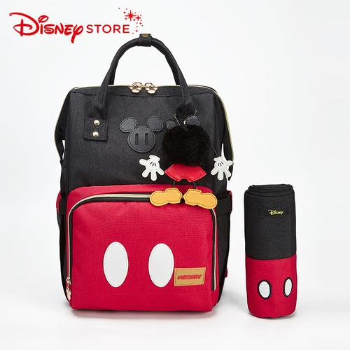 6e3dc6c26f06 Disney Minnie and Mickey Mouse Classic Style Diaper Bags 2PCS SET Baby Bag  Travel Backpack