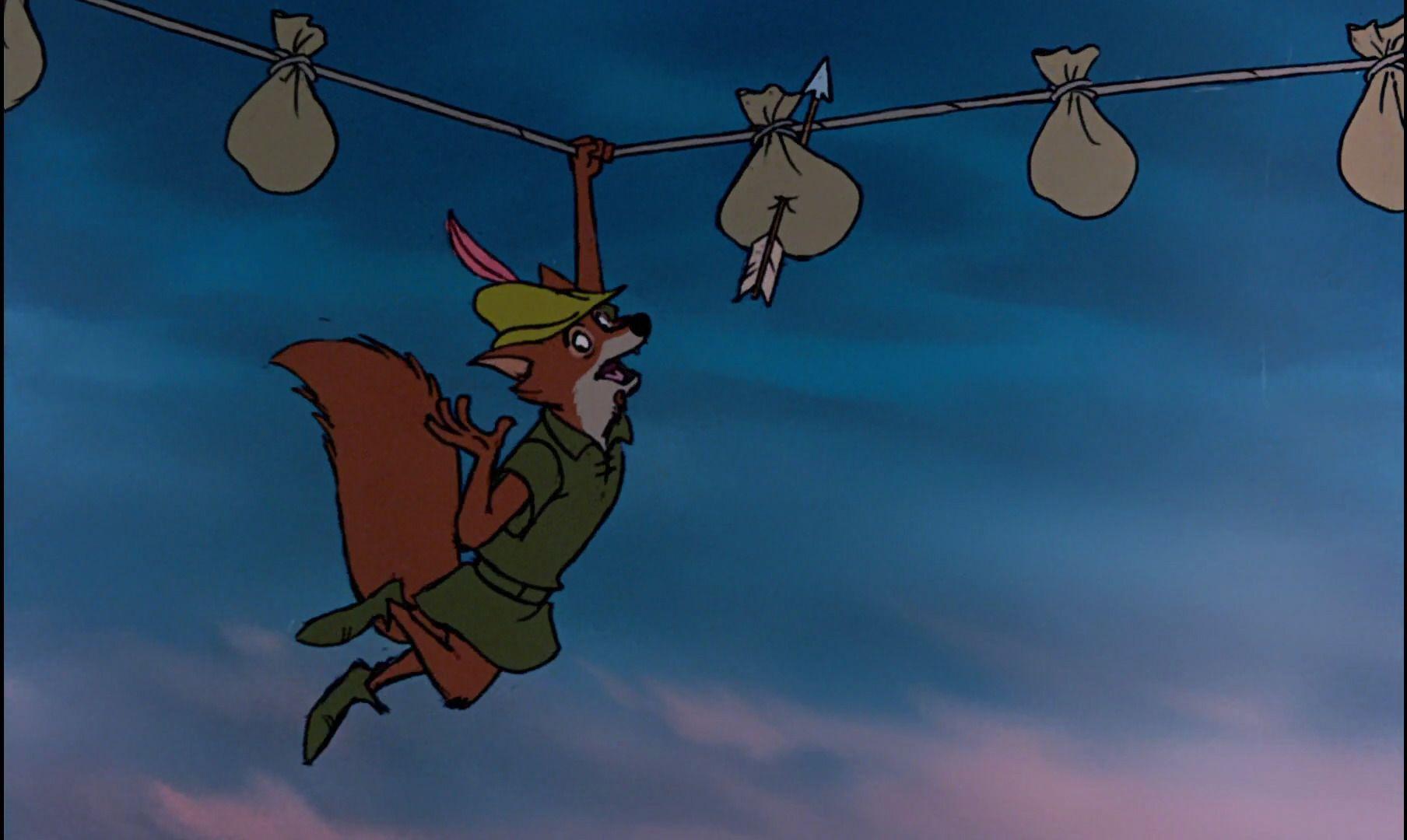 Disney+ займется созданием ремейка «Робин Гуда»