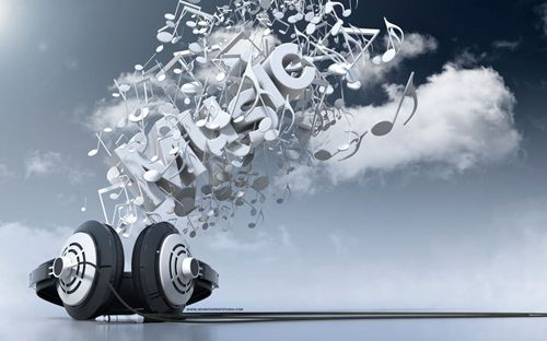 Inspirational 3D Typography and Title Design.: Digital Art from Mike Campau