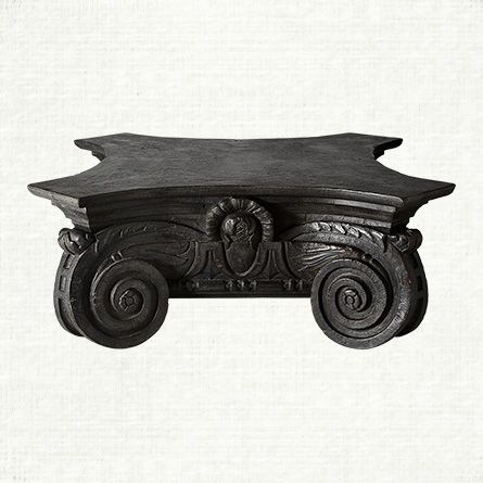 Cullen 45 Coffee Table In Black Arhaus Furniture