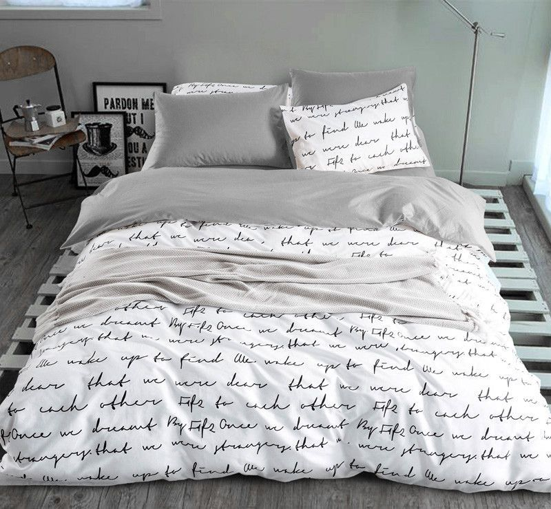 Filling None Type Duvet Cover Set Without Comforter Grade Quality Material 100 Polyester Pattern Printe Duvet Bedding Sets Bedding Sets Duvet Cover Sets