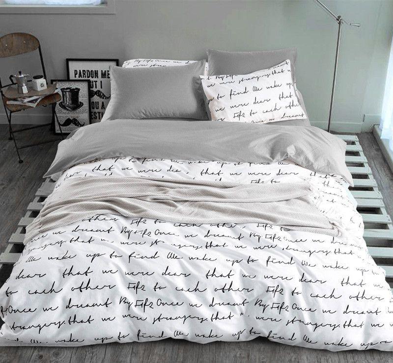 Ke Amp Le Super King Size Bed Duvet Set Printing Design Jacquard Faux Silk Bedroom Comforters Wrinkl Duvet Bedding Sets Duvet Cover Pattern Duvet Cover Sets