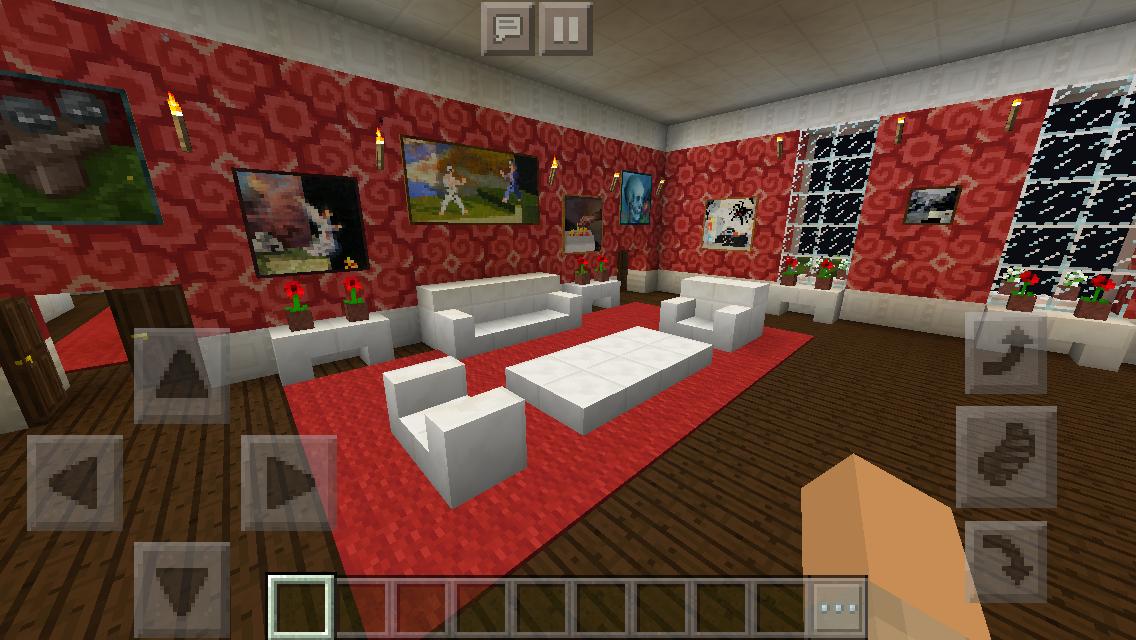 Eclipse (feat. Ustin_Jay) | Mansion Minecraft Map |Minecraft Mansion Inside Bedroom