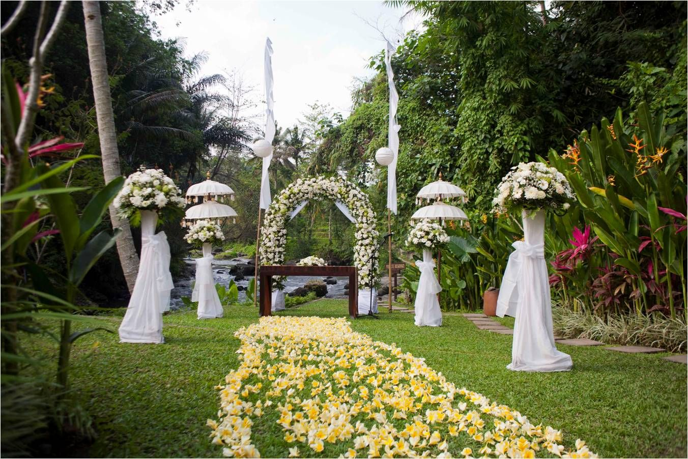 The Samaya Villas Bali, Ubud Bali - Weddings: A wedding is a \'once ...