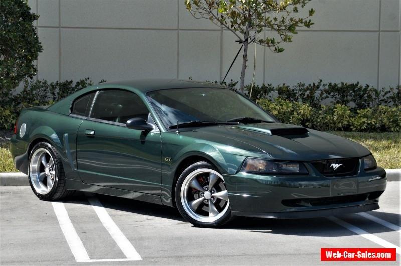 Mustang Terminator 2001