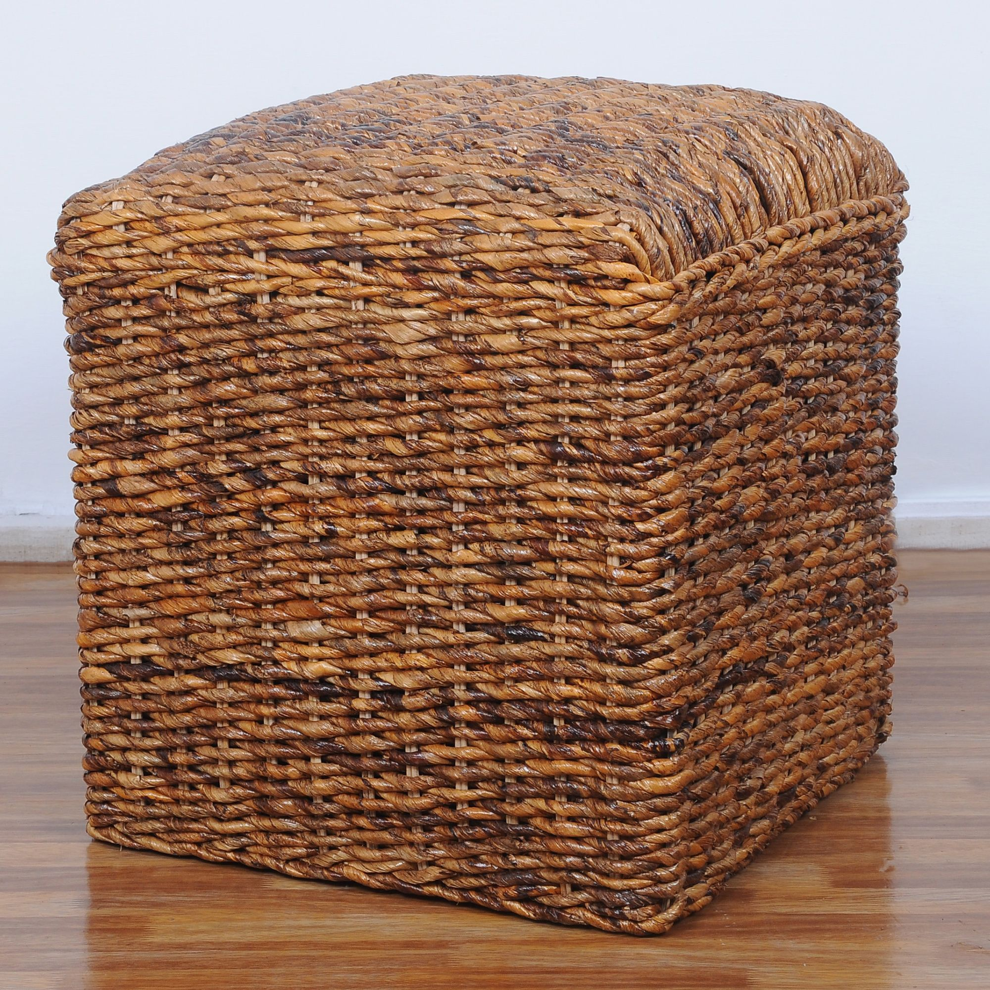 Stupendous International Caravan Arizona Square Hand Woven Abaca Gmtry Best Dining Table And Chair Ideas Images Gmtryco