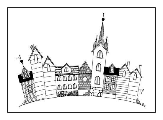 Staden - anna grundberg