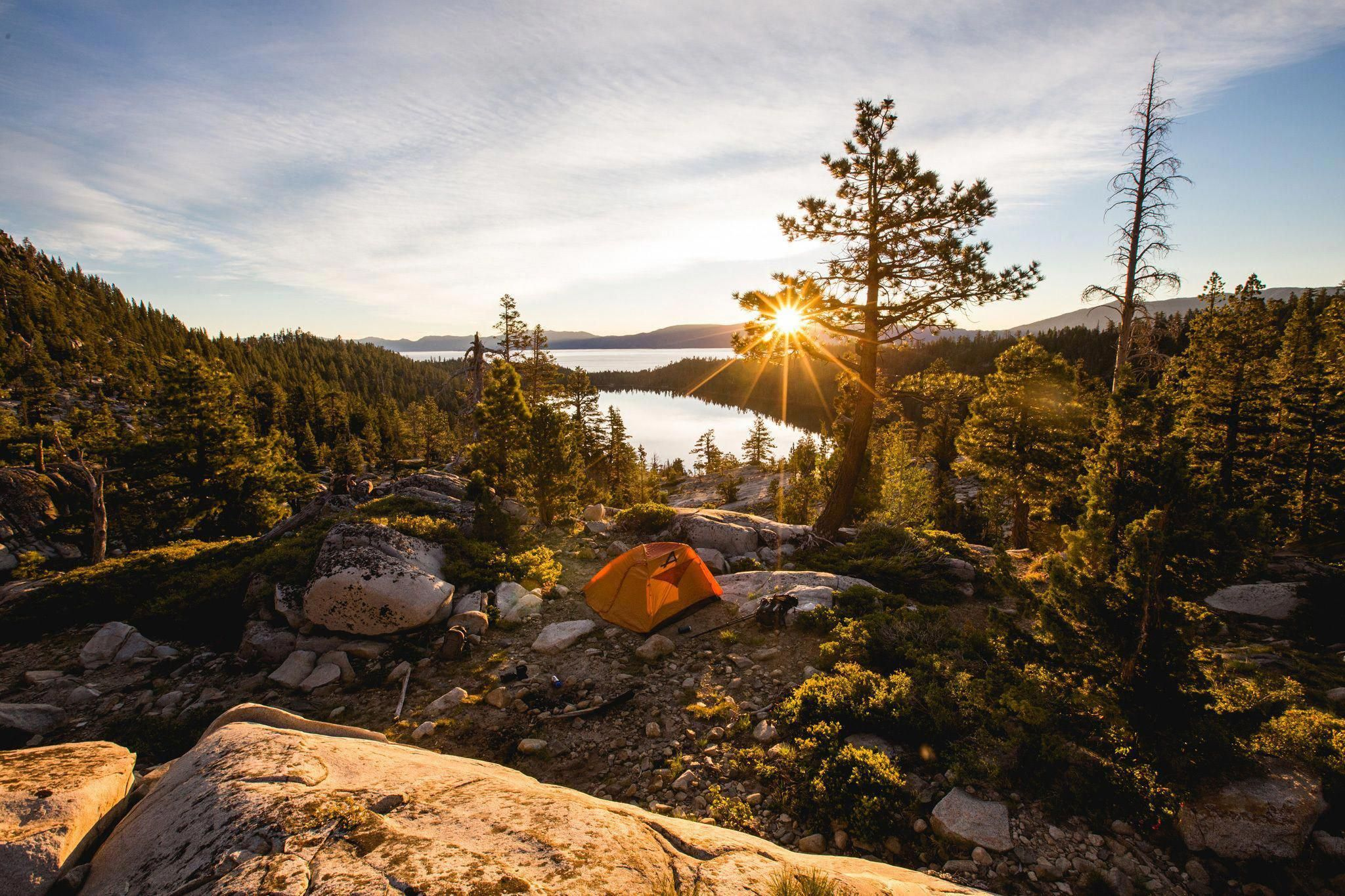 the best camping near los angeles, from beachy escapes to mountain