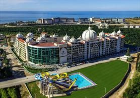 Alan Xafira Deluxe Resort Spa Oteller Alanya