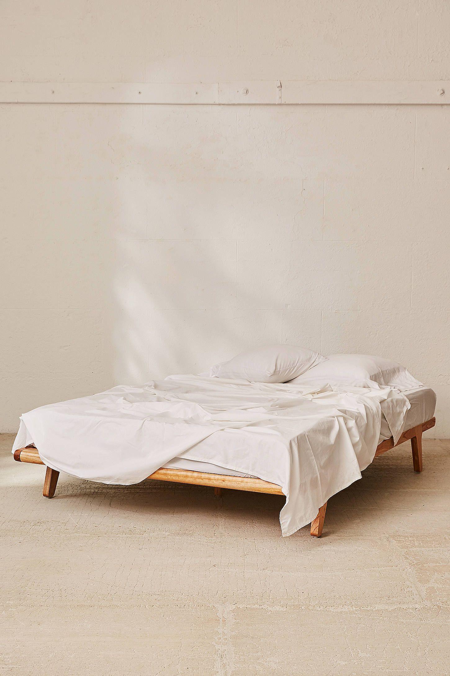 Petra Platform Bed Frame Bed Frame Platform Bed Bed