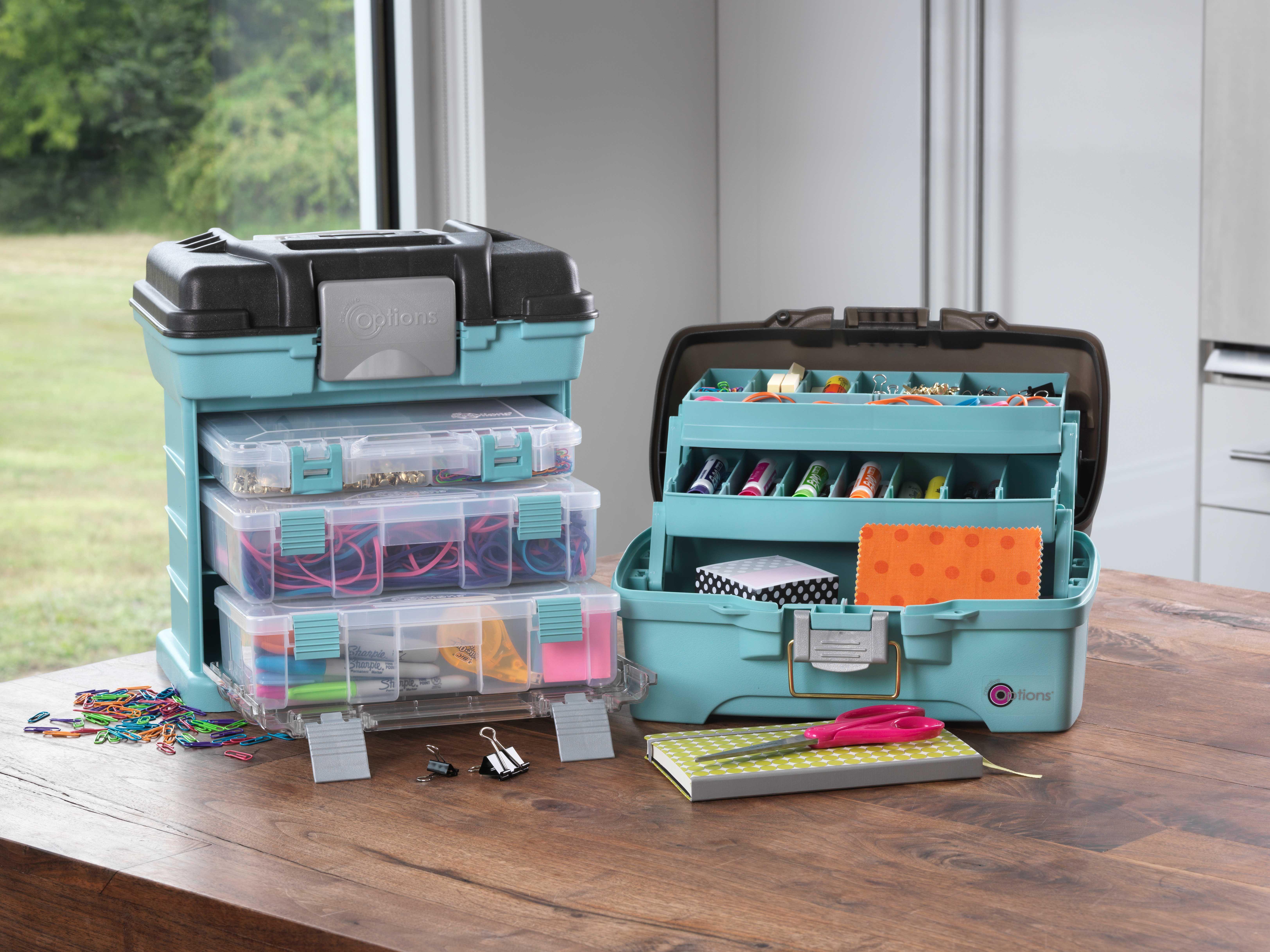 35+ Best craft organizer box system ideas in 2021