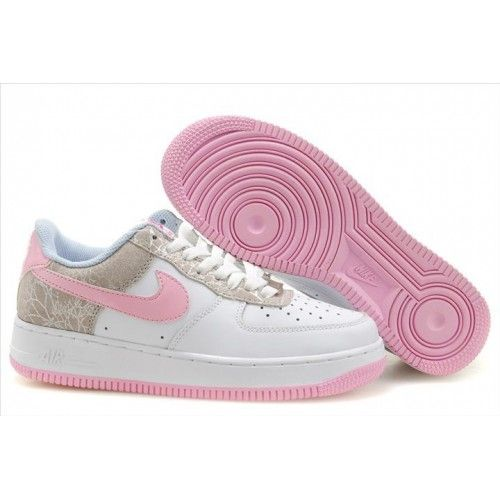 82981c16ecd Specials Nike Air Force Low Easter Hunt Women White Rose Gray  NIKE-UK-FR 1745 £54.79