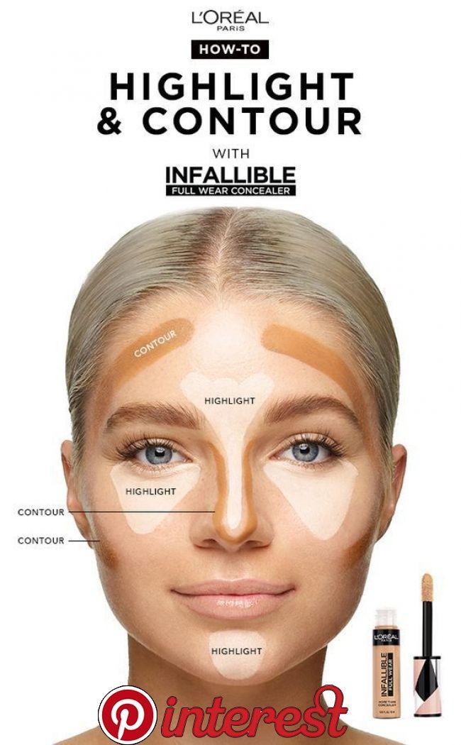 Pin de Janine Tischer en Kosmetik en 2019 | Maquillaje de contorno, maquillaje de piel, belleza …