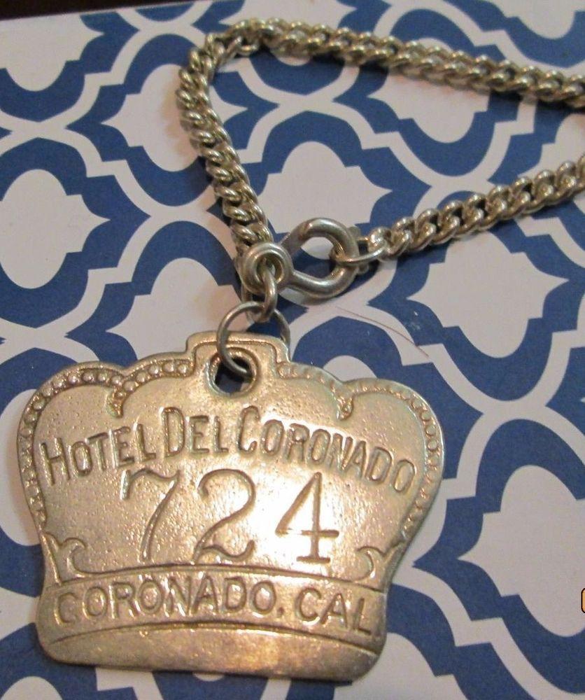 Us 69 00 Used In Collectibles Souvenirs Travel Memorabilia United States Hotel Del Coronado