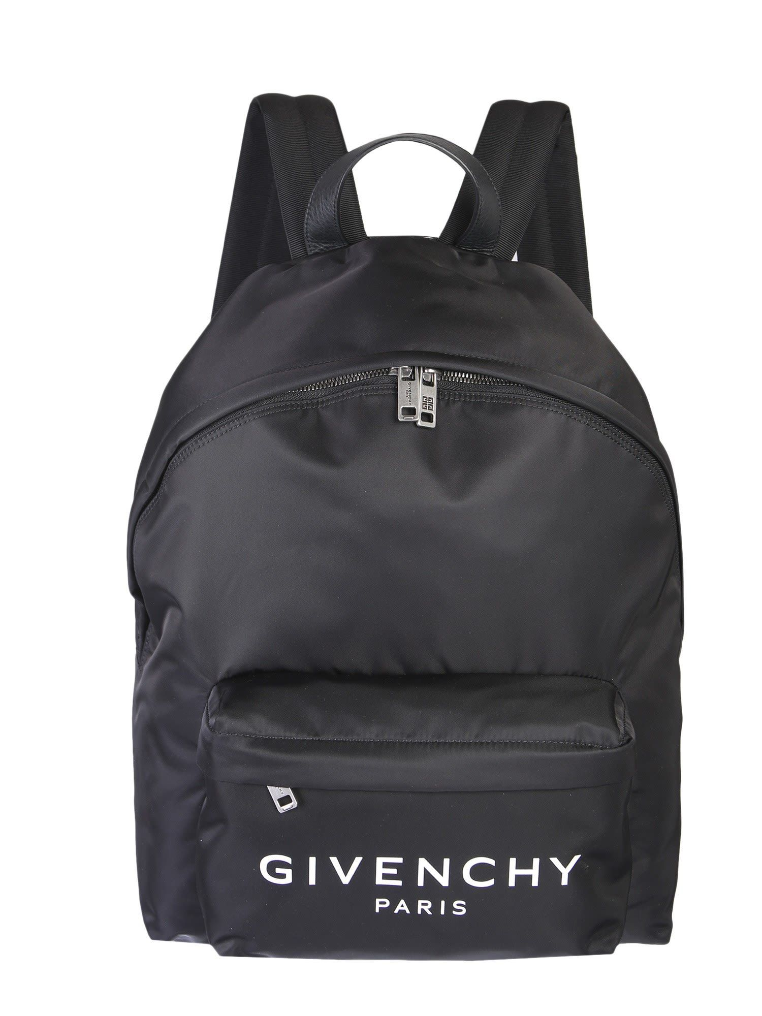 2acb5944fe GIVENCHY NYLON BACKPACK.  givenchy  bags  leather  nylon  backpacks ...